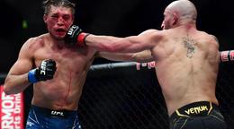 VIDEO: Alexander Volkanovski vs. Brian Ortega | Zostrih najlepších momentov