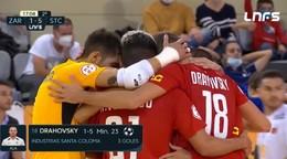 Drahovský hviezdil v Španielsku, strelil dva hetriky v jednom zápase