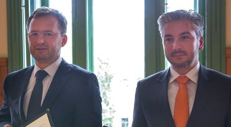 KSK a VsFZ podpísali memorandum o spolupráci.