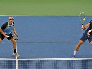 Nedávno spolu vyhrali Australian Open, teraz sú súperi. Polášek vyzve Dodiga