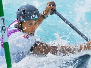 MS vo vodnom slalome 2021: Slafkovský získal vo finále striebro
