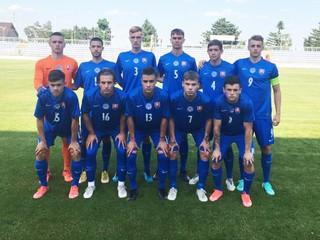 U19 - S Českom domáca prehra 0:4