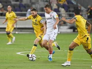 EKL – Trnava prehrala 0:1 v Tel Avive, v pohárovej Európe končí