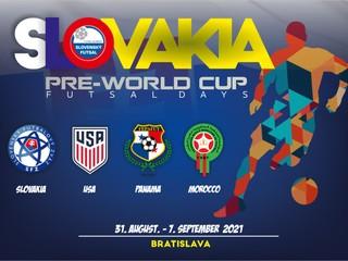 FUTSAL – Slováci v príprave proti Paname, Maroku a USA
