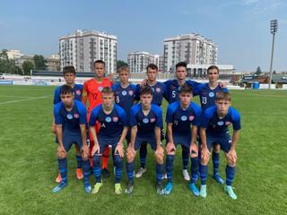 U17 – Bannikovov memoriál: na záver turnaja víťazstvo