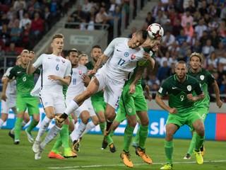 MUŽI A - Vzájomné zápasy Slovenska so Slovinskom