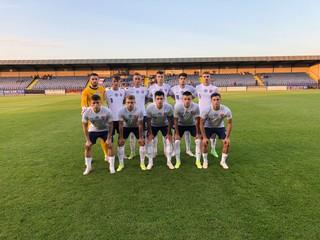 U21 – Sokolíci zo Severného Írska bez bodov