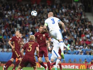 MUŽI A - Vzájomné zápasy Slovenska s Ruskom