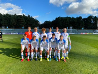 U17 – 1. kolo kvalifikácie ME, druhý zápas: Suverénne víťazstvo nad Arménskom