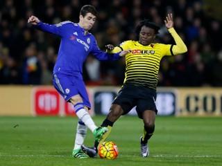 Oscar opúšťa Chelsea, klub potvrdil jeho prestup do Číny