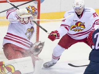 Hráči Jokeritu odmietli odletieť do Bieloruska, zápas v Minsku nebude