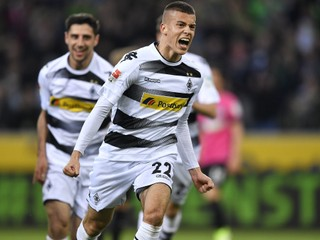 Mönchengladbach posiela Bénesa na hosťovanie, do budúcna s ním však ráta