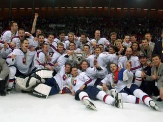 Medaily a úspechy Slovenska na MS v hokeji