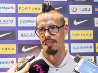 Dúfa, že bude ako Zlatan. Náš štýl ospevovala celá Európa, tvrdí Hamšík