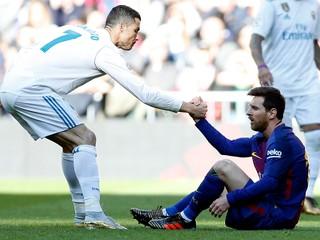 Messi s Ronaldom? Ak odhodia ego, bude to úplné šialenstvo