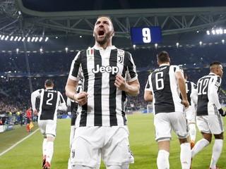 Juventus na Higuainovi prerobí. Ide o takmer dvadsať miliónov