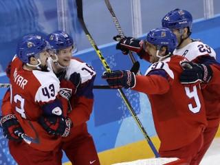Česko potvrdilo dobrú formu aj v poslednom zápase v skupine, porazilo Rakúsko