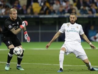 Real využil šialené chyby brankára. Liverpool je v slzách a Salah vážne zranený