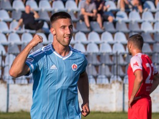 Zlaté dieťa slovinského futbalu sa prebúdza. Pomôže Slovanu k postupu?