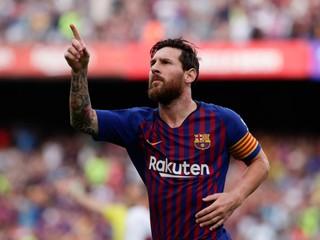 Messi je na čele štatistiky, ktorá nemá v dejinách futbalu obdobu