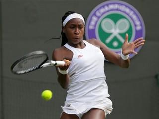 Tínedžerka vyradila Venus Williamsovú, teraz ju čaká Rybáriková