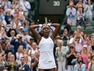 Učitelia netušili, že je tenistka. Gauffová prekvapila športový svet