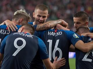Slováci potrebujú na postup domáce víťazstvá. Alebo pomoc Maďarov