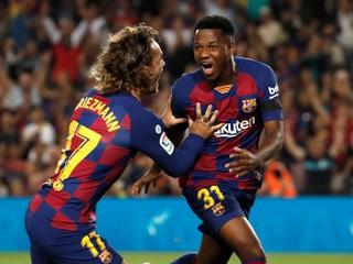 Nová Barcelona? Je živšia, Messiho zatienil 17–ročný supertalent