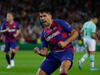 Suárezov prestup sa komplikuje, musel absolvovať test z talianskeho jazyka