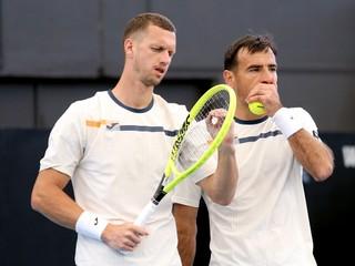 Na pätnásty titul si ešte počká. Polášek s Dodigom prehrali vo finále turnaja ATP v Adelaide