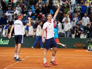 Vyrovnal rekord a skončil. Polášek odohral posledný duel v Davisovom pohári