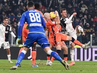 V ohrození sú Ronaldo i Škriniar. Futbalista Juventusu má koronavírus