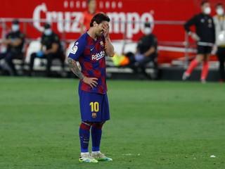 Chlad a žiadny gól z hry. Vytvoril Messi atmosféru lenivosti?