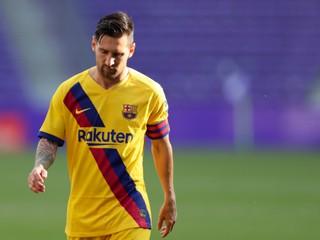 Messi má zrejme psychické problémy, vraví Pirlo