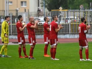 Banská Bystrica opäť zvíťazila, druhý tím tabuľky prehral