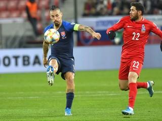 Reprezentácii nepomôže. Slováci začnú v Lige národov bez Hamšíka