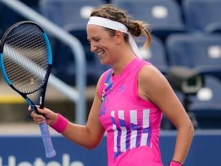 Osaková nenastúpila na finále, v New Yorku triumfovala Azarenková