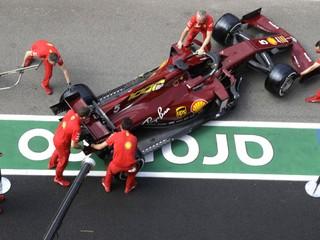 Schumacher mu vrátil zašlú slávu. Ferrari pôjde v špeciálnej farbe