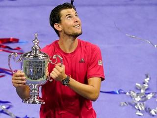 Olympijský víťaz: Ak si chce Federer udržať rekordy, musí sa spoľahnúť na Thiema