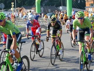 Kráľovskú etapu na Okolo Slovenska vyhral Denz, celkové poradie vedie jeho krajan