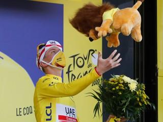 Si príliš malý, nemáme pre teba bicykel. Aký je príbeh žltého Pogačara?