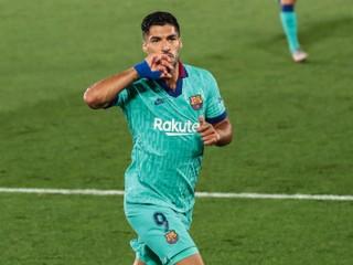 Suarez odišiel v slzách. Uruguajčan naposledy trénoval s Barcelonou