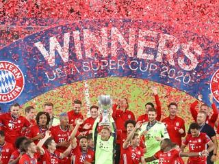 Ďalší triumf do zbierky. Bayern zdolal Sevillu a získal superpohár