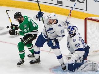 Aj doráňaný Sekera musel na ľad, Dallas rozhodol v druhom predĺžení