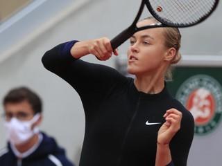 Schmiedlová na Roland Garros zdolala bývalú svetovú jednotku a vyzve finalistku US Open