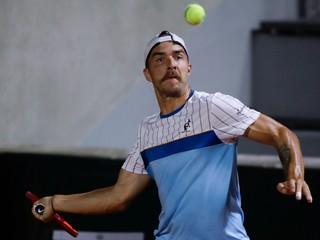 Martin jasne postúpil, v druhom kole Roland Garros ho čaká bývalá svetová trojka
