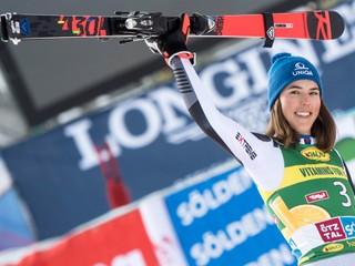 Svetový pohár v alpskom lyžovaní - konečné poradia s Petrou Vlhovou