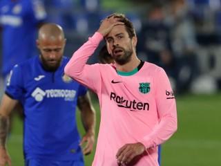 Zdravotné problémy v Barcelone. Opora tímu možno vypadne na dva mesiace