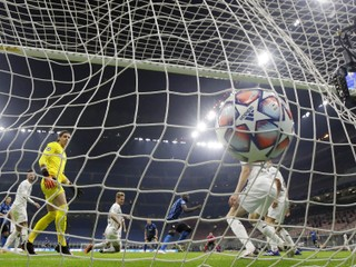 Nespokojné boli oba tímy. Zo slovenského mikrosúboja v Lige majstrov nebolo nič