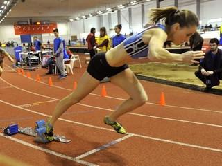 Bezeková atakovala slovenský rekord na 200 metrov, zaostala o šesť stotín